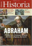 HISTORIA N°770, Abraham, Les Amazones Du Dahomey, Toulon 1942, Saumur, Les Templiers, Etc. - Histoire