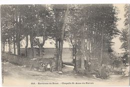 Environs De Brest - Chapelle St-Anne Du Portzic - Brest