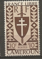 CAMEROUN - Yv. N° 261   *  10f Série Londres Cote  1,1 Euro  BE 2 Scans - Cameroun (1915-1959)