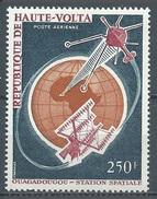 Haute-Volta Poste Aérienne YT N°29 Station Spatiale D'Ouagadougou Neuf ** - Haute-Volta (1958-1984)