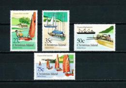 Islas Christmas  Nº Yvert  175/8  En Nuevo - Christmas Island