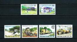 Islas Christmas  Nº Yvert  134/5-144/7  En Nuevo - Christmas Island