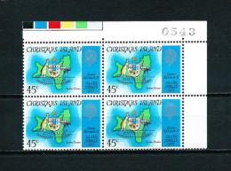 Islas Christmas  Nº Yvert  73 (bloque-4)  En Nuevo - Christmas Island