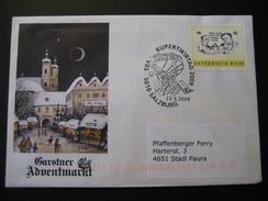 Pers.BM Beleg Vom Rupertikirtag In Salzburg 2009 - Österreich