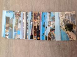 99 Verschillende Postkaarten . Wereldwijd. - Cartes Postales