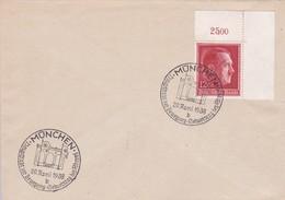 ALLEMAGNE 1938 LETTRE DE MÜNICH - Deutschland