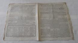 MALTE - ORDRE DE MALTE - CHEVALIERS DE MALTE - PAUL 1er DONNE LA CROIX DE CHEVALIER - PETITE NOUVELLE DE 1799. - Kranten