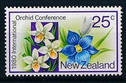 [61905] New Zealand 1980 Flora, Flowers, Blumen From Set MNH - Unclassified