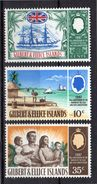 1967 MNH Set (g102) - Gilbert- Und Ellice-Inseln (...-1979)