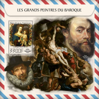 TOGO 2017 ** Baroque Brueghel The Elder S/S - OFFICIAL ISSUE - DH1744 - Art