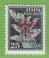 MiNr.21 Xx  Deutsches Reich Laibach - Occupation 1938-45