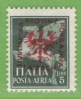 MiNr.26 X  Deutsches Reich Laibach - Occupation 1938-45