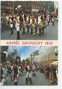 Armée Grouchy 1815 : La Marche Saint Eloi De Vedrin (Namur) Cp Vierge - Régiments