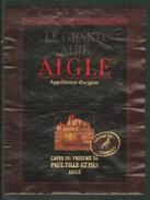 Rare // Etiquette // Aigle, Le Grand Aire, Paul Tille Et Fils Aigle, Vaud, Suisse - Etiquettes