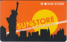 Gift Card Switzerland Sun Store - Gift Cards
