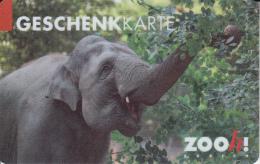 Gift Card Switzerland Zoo Elephant - Gift Cards