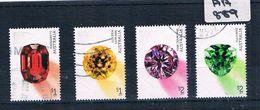 Australia 2017 Gemstone's 4val Sheet F/u AA889 - Used Stamps