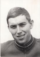 Portretfoto - Gerben Karstens - Televizier-Batavus 1966-1967 - Wielrennen