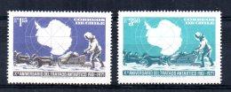 Chile - 1972 - 10th Anniversary Of Antarctic Treaty - MNH - Chili
