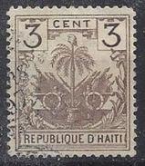 Haiti 1893  3c (o) - Haiti