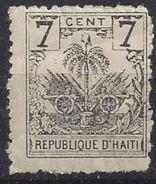 Haiti 1893  7c (o) - Haiti