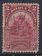 Haiti 1898  2c (o) - Haiti