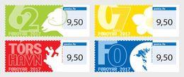 Faeroër / Faroes - Postfris / MNH - Complete Set Automaatzegels 2017 - Féroé (Iles)
