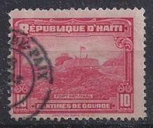 Haiti 1933  10c (o) - Haiti