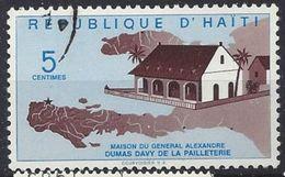 Haiti 1961  5c (o) - Haiti
