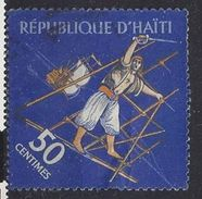 Haiti 1961  50c (o) - Haiti