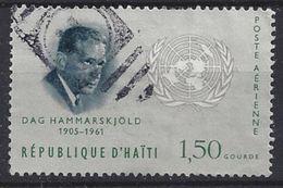 Haiti 1963 Dag Hammarskjold  1.50g (o) - Haiti