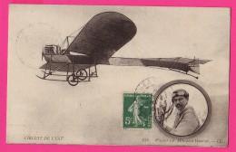 CPA (Réf :Z636)  Wagner Sur Monoplan Hamriot (AVIATION) - ....-1914: Précurseurs