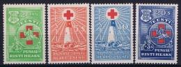Estonia: Mi Nr 90 - 93 MH/* Falz/ Charniere   1931 - Estonie