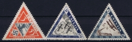 Latvia Lettland: Mi Nr 225 A - 227 A  Postfrisch/neuf Sans Charniere /MNH/** Signed/ Signé/signiert - Lettland