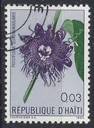 Haiti 1965 Flowers  3c (o) - Haiti