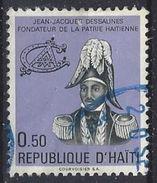 Haiti 1977 Dessalines  50c (o) - Haïti