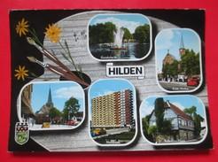 I1- Germany Postcard-Hilden - Hilden