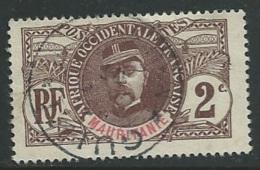 Mauritanie  - Yvert  N° 2 Oblitéré    Bce10214 - Mauritanie (1906-1944)