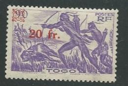 Togo  - Yvert  N° 235 **    Bce10215 - Togo (1914-1960)