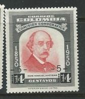 Colombie  - Yvert  N° 478  (*)   Bce10219 - Colombia
