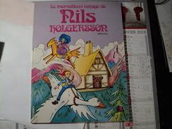 LE MERVEILLEUX VOYAGE DE NILS HOLGERSSON N°3. 1984. TF1 - Contes