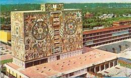 Mexique        61        Mexico.Biblioteca De La Ciudad Universitaria Library - Mexique