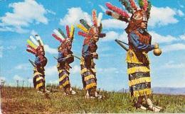 Mexique        62        Mexico.Danzantes De Matlachines.CAXADA - Mexique