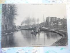 La Ferté-Milon Canal De L'OURCQ - France