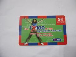 RICARICA TELEFONICA USATA TIM  1X1000 - Italia