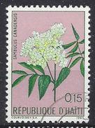Haiti 1965 Flowers  15c (o) - Haiti