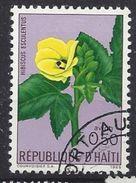 Haiti 1965 Flowers  50c (o) - Haiti