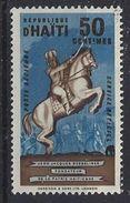 Haiti 1962 Official  50c (o) - Haiti