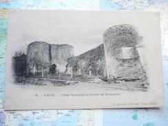 Tour Penchée Et Porte De Soissons - Laon