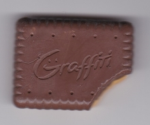 Magnet - Gâteau Graffiti - Magnets